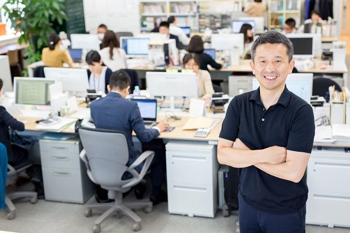 """楽しい働き方を社会全体に展開します! さぁ、""""Enjoy Work!"""""""
