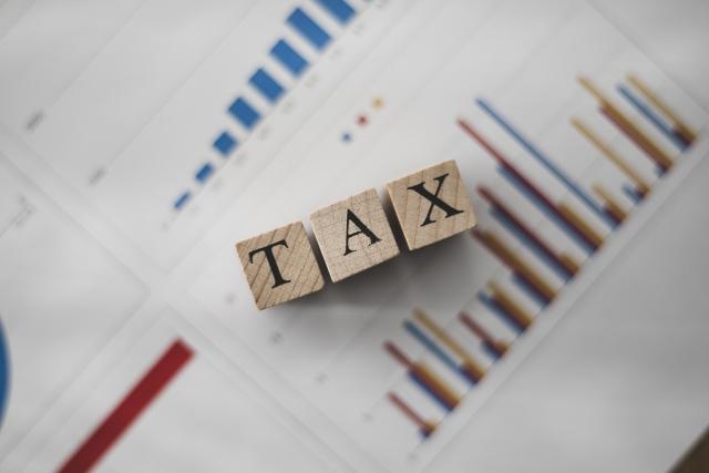 国際WEB通話と税金