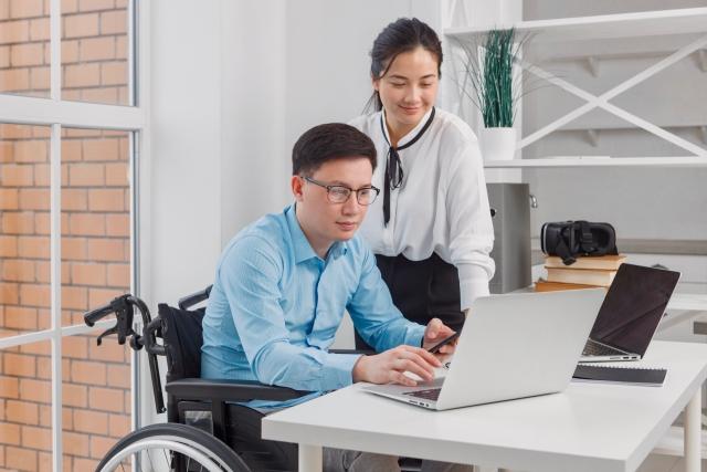 障害者の法定雇用率が引き上げられました